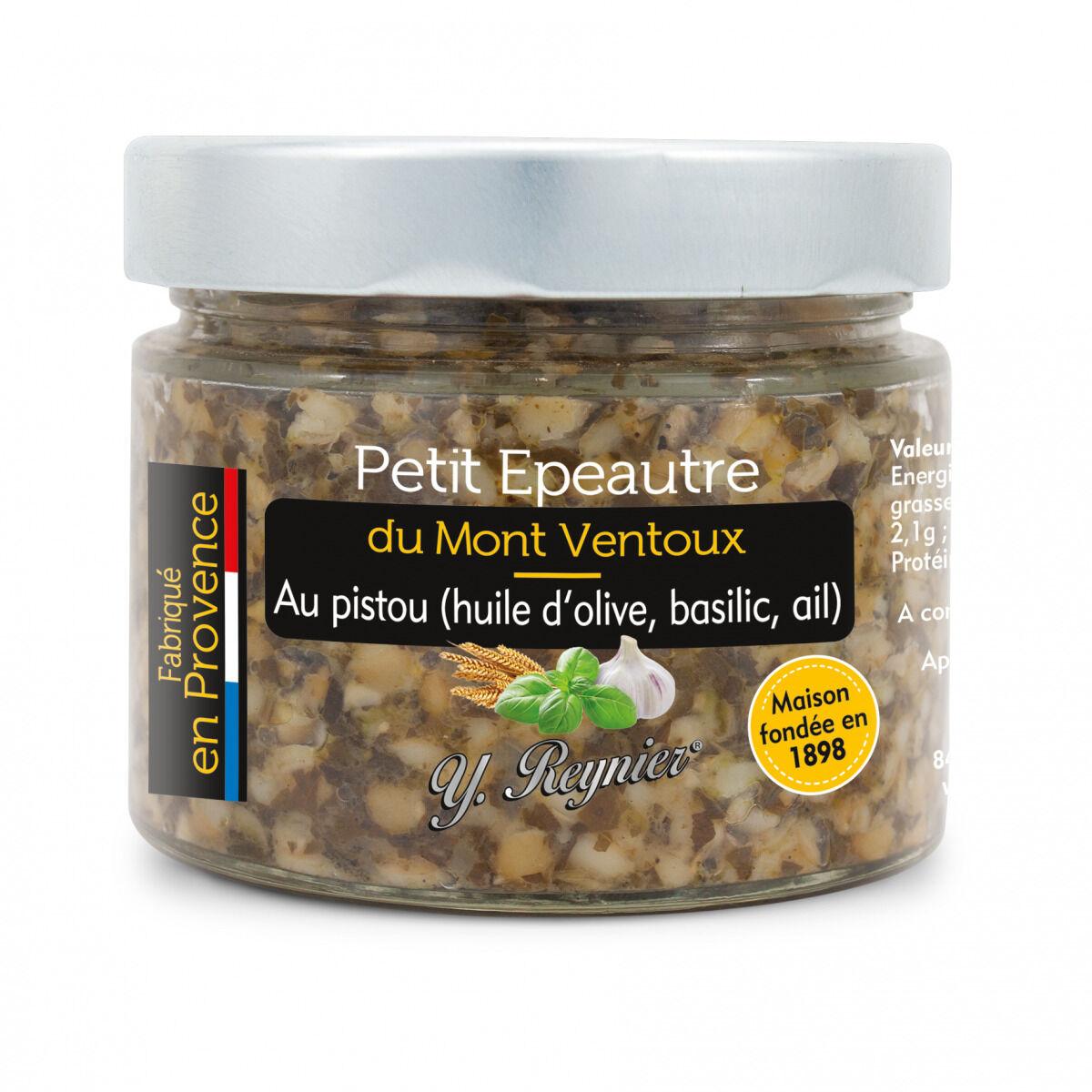 Conserves Guintrand Petit Epeautre Du Mont Ventoux Au Pistou Yr 314 Ml