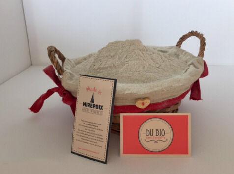 Du bio dans l'assiette Farine De Sarrasin Bio 25kg