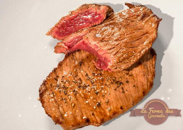 La Ferme Des Gourmets Bifteck de Génisse Limousine, 2 x 150g