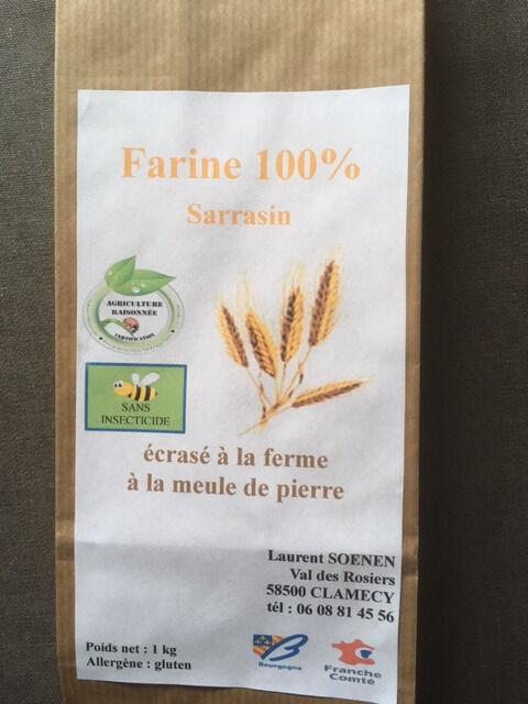 FARINE DE LA TUILERIE Farine de Sarrasin - 500 gr
