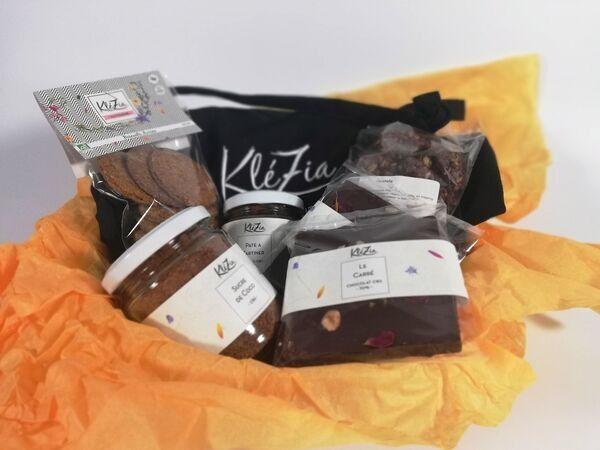 KléZia Pâtisserie Coffret Cadeaux Bio Et Ig Bas