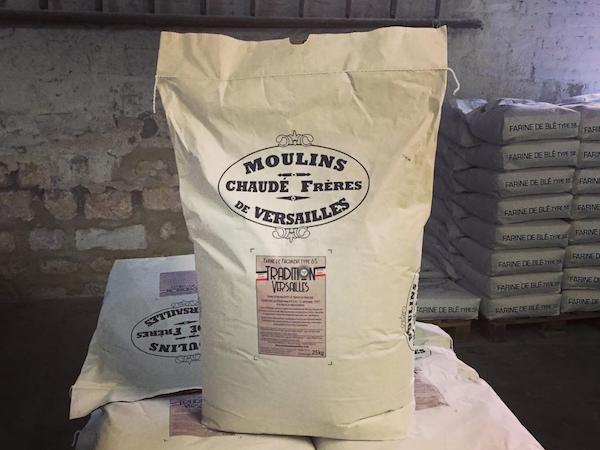 Moulins de Versailles Farine De Tradition T65 - 25kg