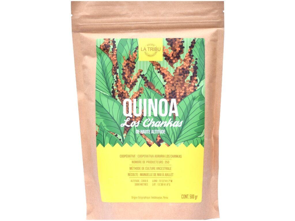 LA TRIBU Quinoa Los Chankas 500g