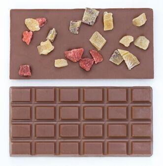 Mon Jardin Chocolaté Ma Tablette Aux Fruits