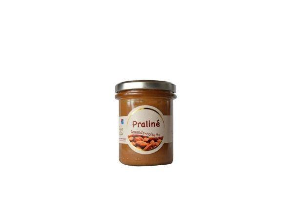 Les amandes et olives du Mont Bouquet Praliné Amande Noisette 200g