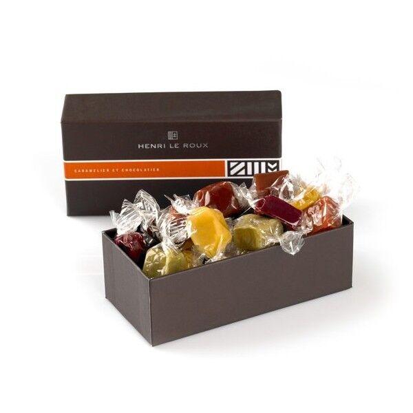 Maison Le Roux Ballotin Caramels Assortis - 750g