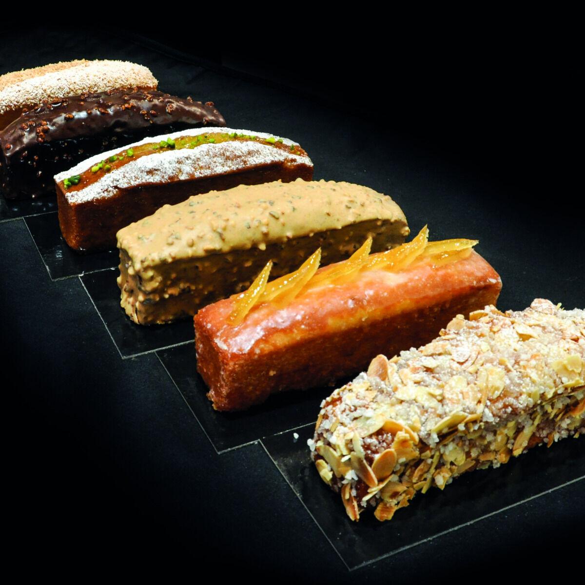 Philippe Segond MOF Pâtissier-Confiseur Panier Dégustation 6 Cakes