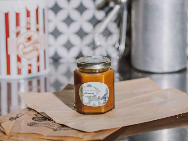 Le Petit Atelier Pâte À Tartiner Mirabelle/chocolat