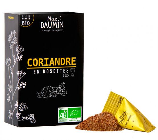 Epices Max Daumin Coriandre Bio