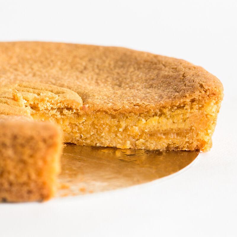 Maison Miettes Gâteau Basque Ananas Coco