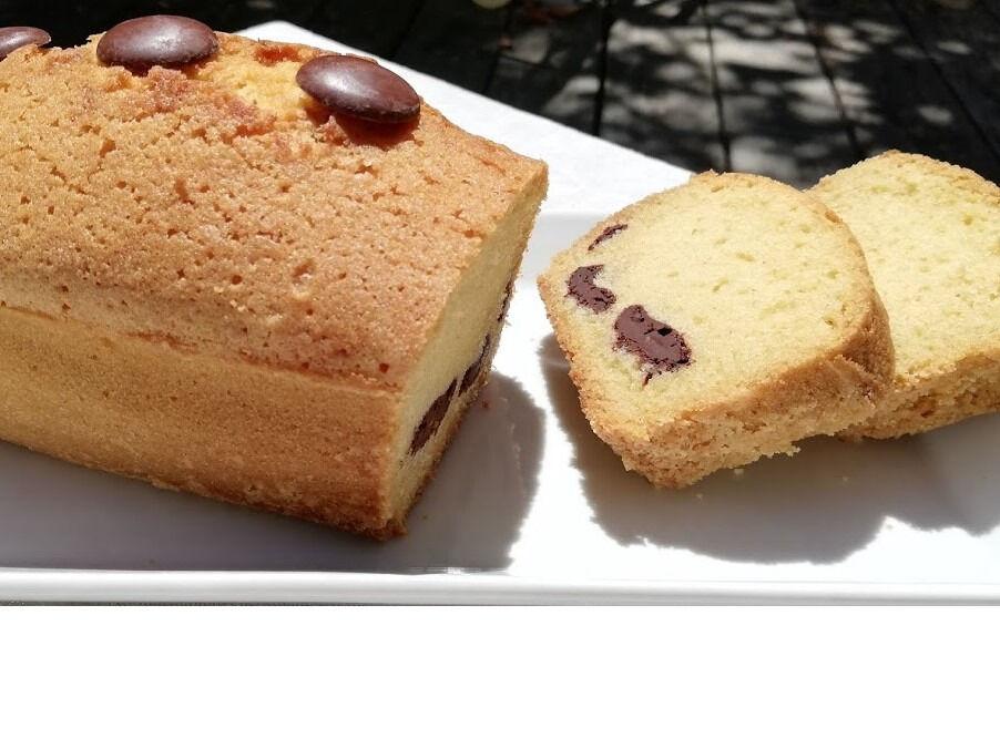 Les Cannelés d'Audrey Quatre-quarts De Tonton Aux Pépites De Chocolat, Sans Gluten