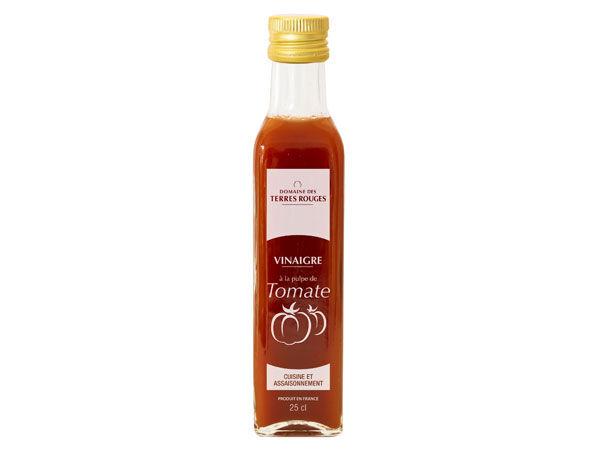 Domaine des Terres Rouges Vinaigre À La Pulpe De Tomate 25cl