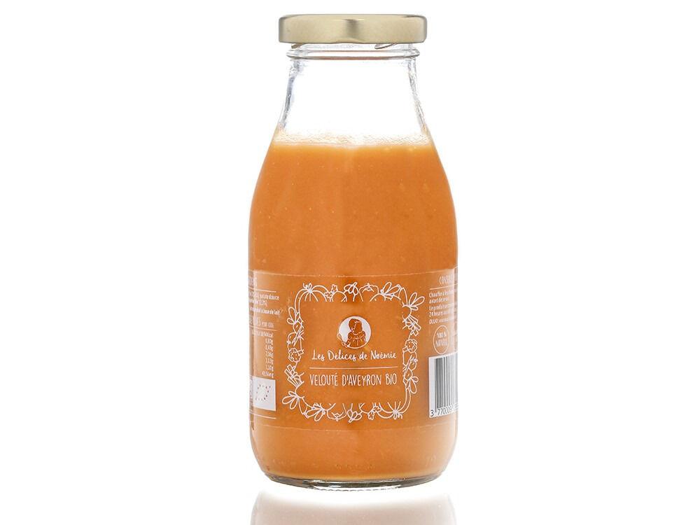 Les délices de Noémie Soupes pour Bébé dès 12 Mois: Lot de 3 Velouté d'Aveyron Bio