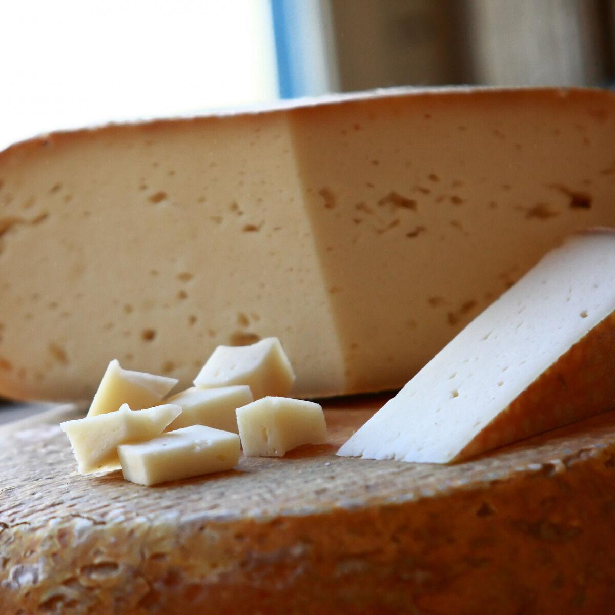 Le Moulin Gourmand Fromage de Bethmale au Lait Cru de Vache & Brebis - 500g