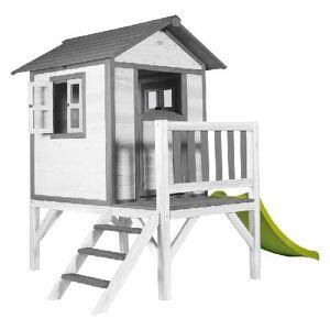 Sunny Cabane pour enfant Lodge XL Grise Blanche - Publicité