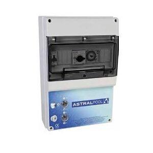 Coffret électrique Luxe + transfo 300VA + Disj 6 à 10 A - Astral - Publicité