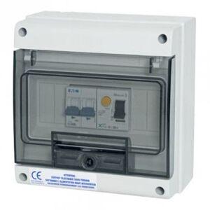 Coffret électrique protection pour PAC de 20 A - Publicité