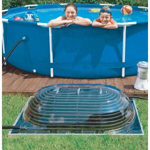 Chauffage solaire pour piscine hors-sol BIG DOME (INDISPONIBLE) - Publicité