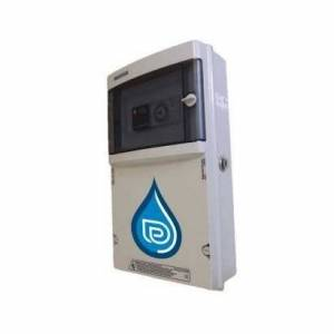 Coffret électrique Distri-Box 300W + Disjoncteur 4 à 6 A - Publicité