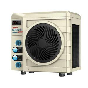 Pompe à chaleur Poolex Nano Action R32 - Publicité