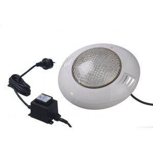 Projecteur LED 350 Plus blanc piscine bois liner - Publicité