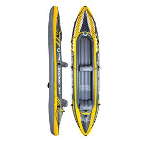 Kayak gonflable Zray St. Croix - Publicité
