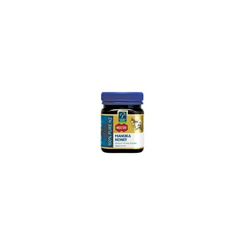 Manuka Health Miel de Manuka MGO 550+ 250g - Manuka Health