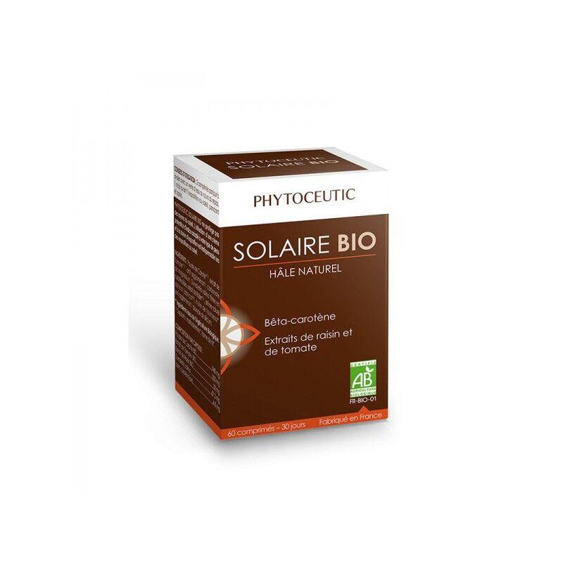 Intitut Phytoceutic Solaire Bio : Favorise et accèlére le bronzage - Phytoceutic