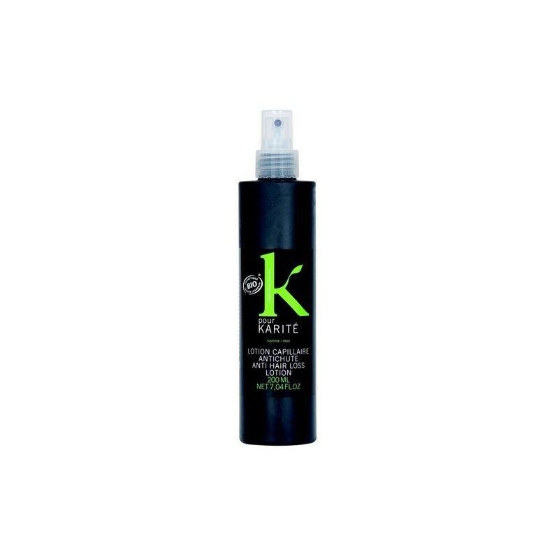 K pour Karité Lotion capillaire antichute Bio - Spray 200 ml - K pour Karité