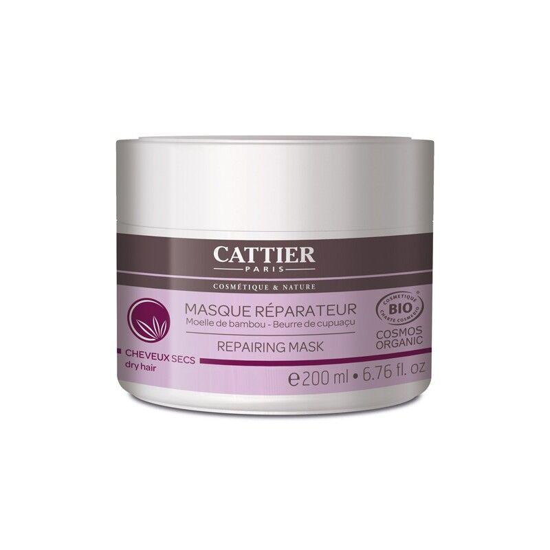 Cattier Masque réparateur cheveux secs - Cattier - 200 ml