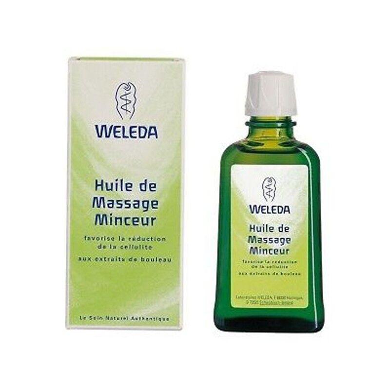 Weleda Huile Massage Minceur Weleda