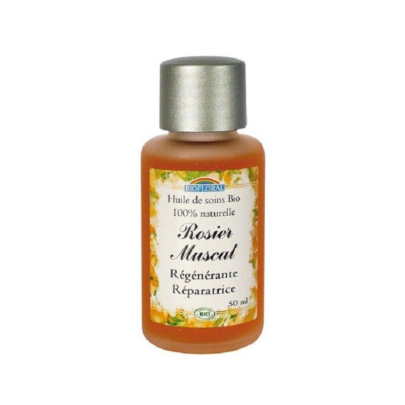 Biofloral Huile de rose musquée - 30 ml Boutique Nature