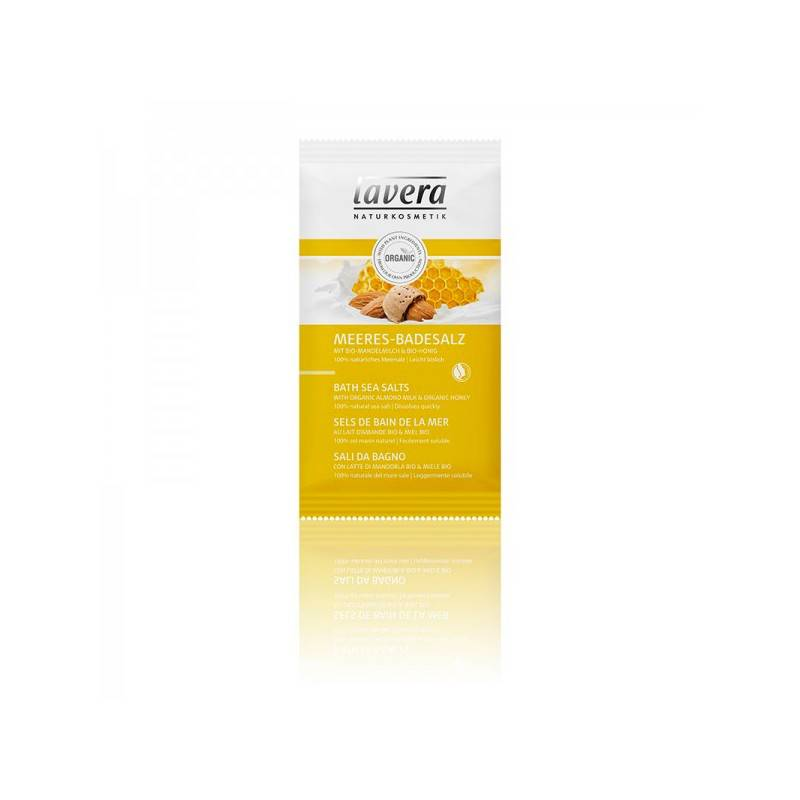 Lavera - Sels de Bain Honey Moments - 80 g