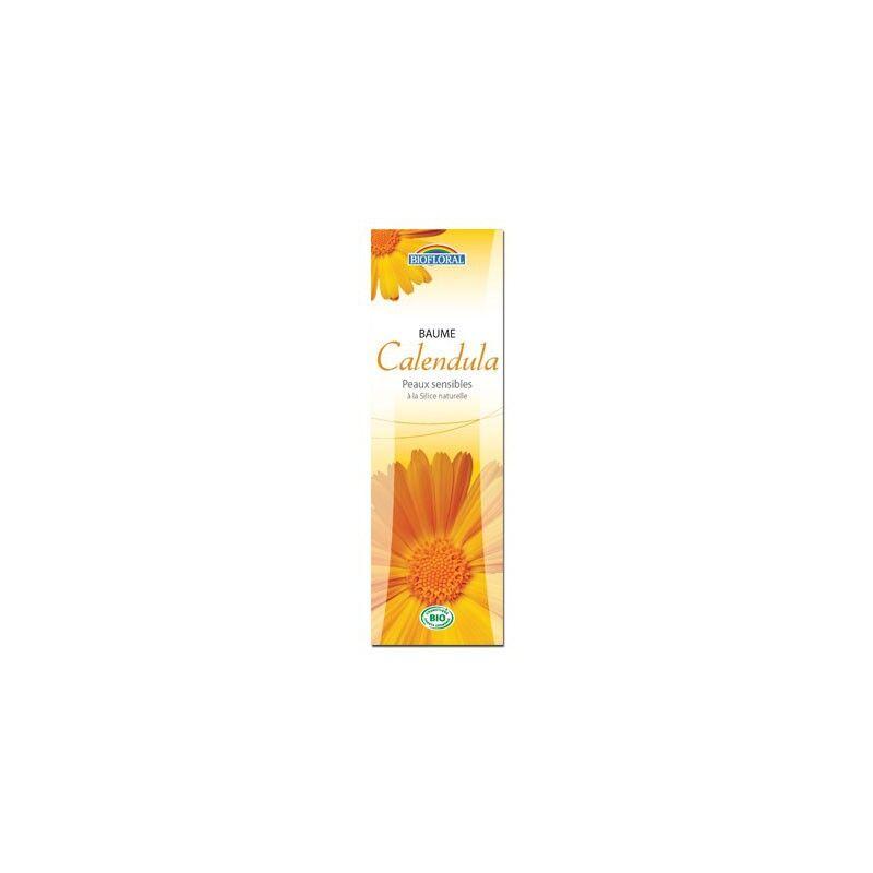 Biofloral Baume Calendula à la silice - bio - 50 ml - Biofloral