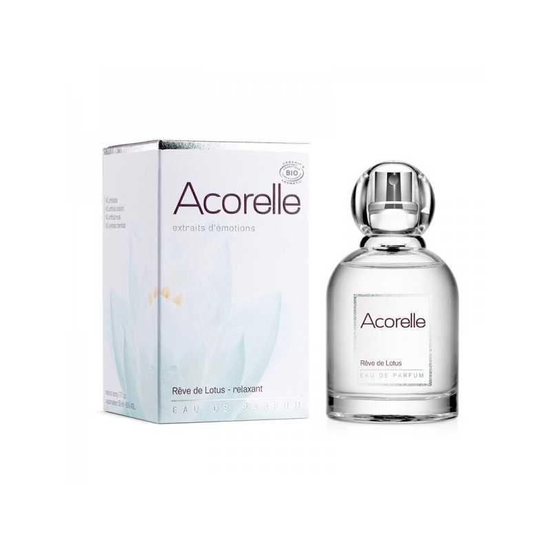 Acorelle Eau de parfum Rêve de Lotus Bio - 50 ml - Acorelle