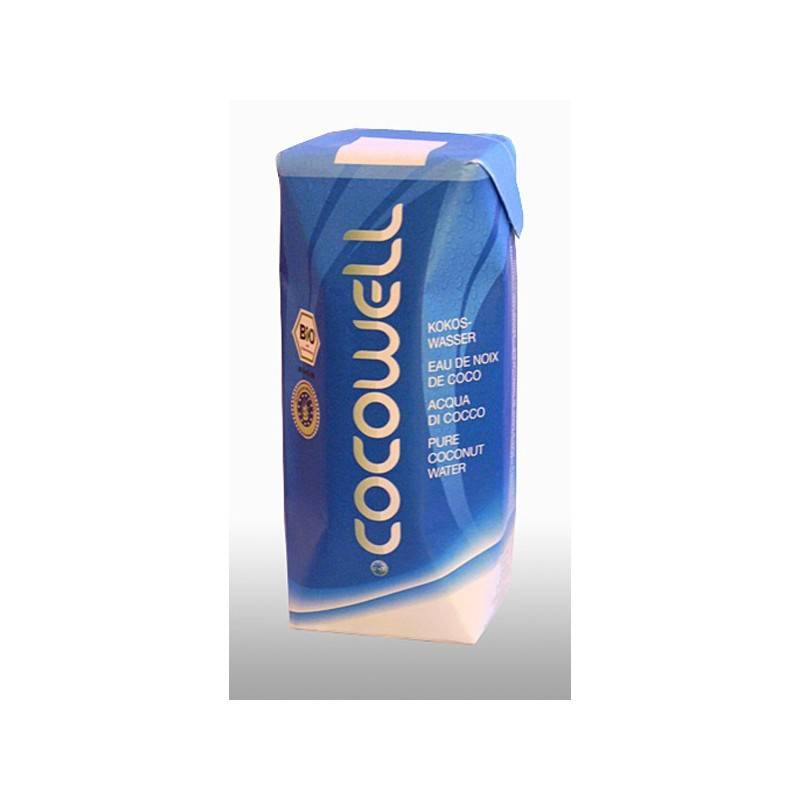 Ecoidées Eau de coco pure bio - 330 ml - Ecoidées
