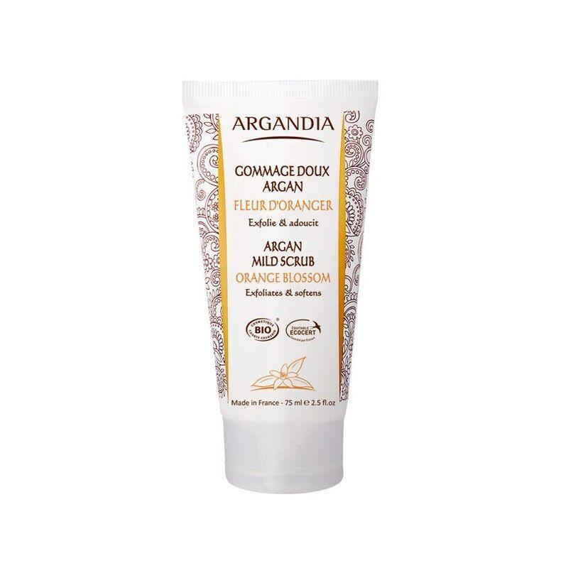 ARGANDIA Gommage Visage Fleur d'Oranger Bio - Argandia - 75 ml