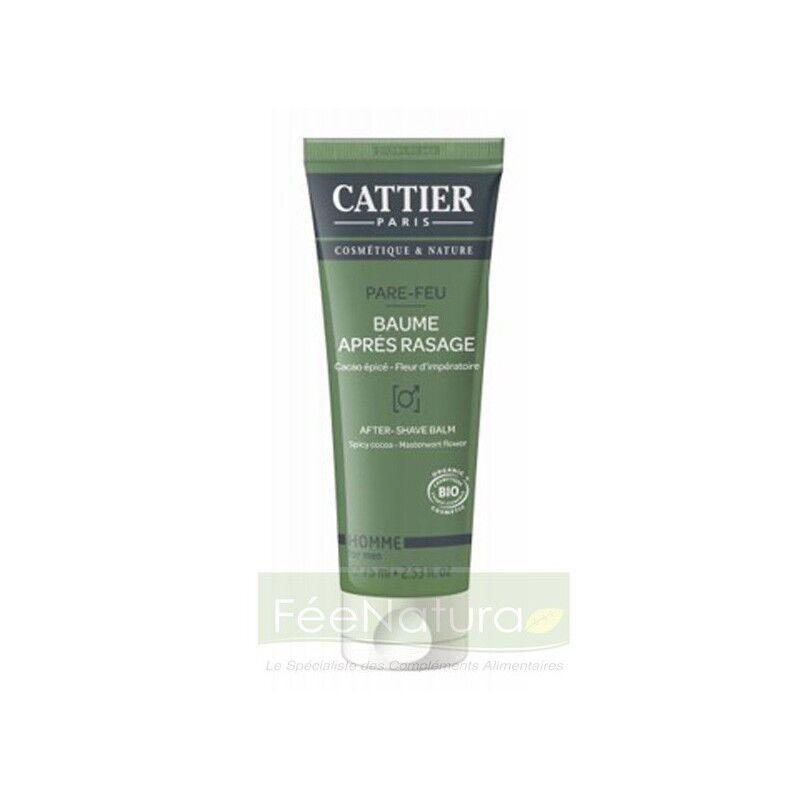 Cattier Baume Après Rasage Pare feu Bio - Cattier - 75ml
