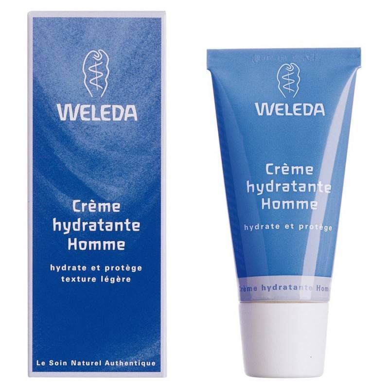 Weleda Crème hydratante Homme 30 ml - Weleda