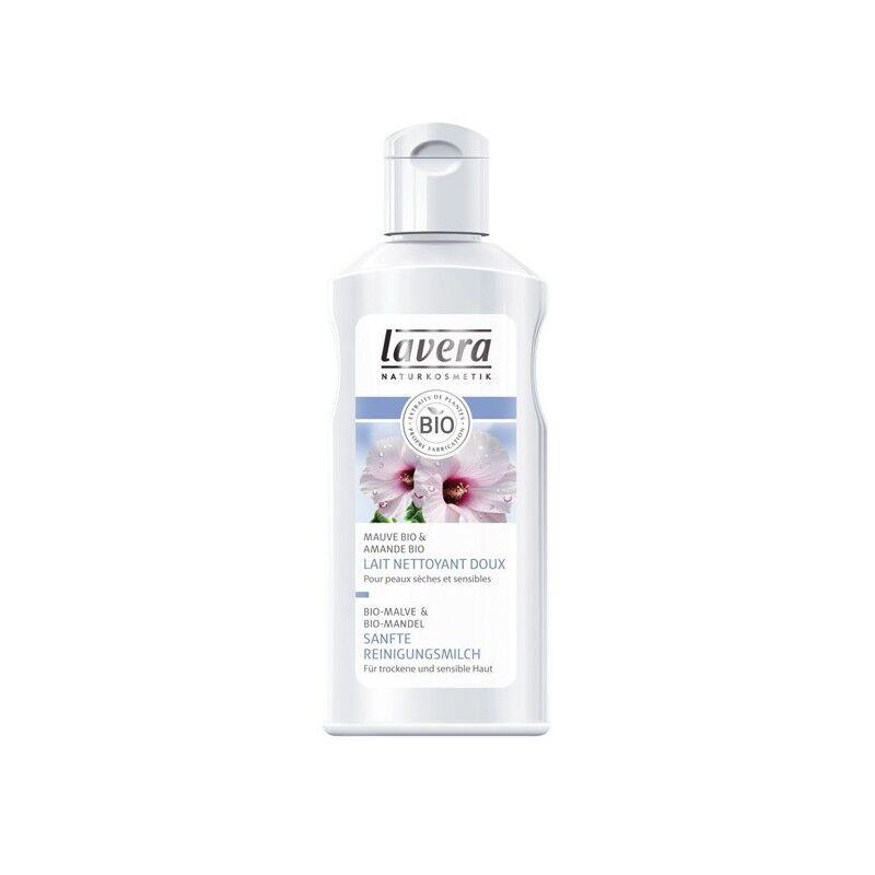 Lavera Lait nettoyant doux bio - Lavera - 125 ml