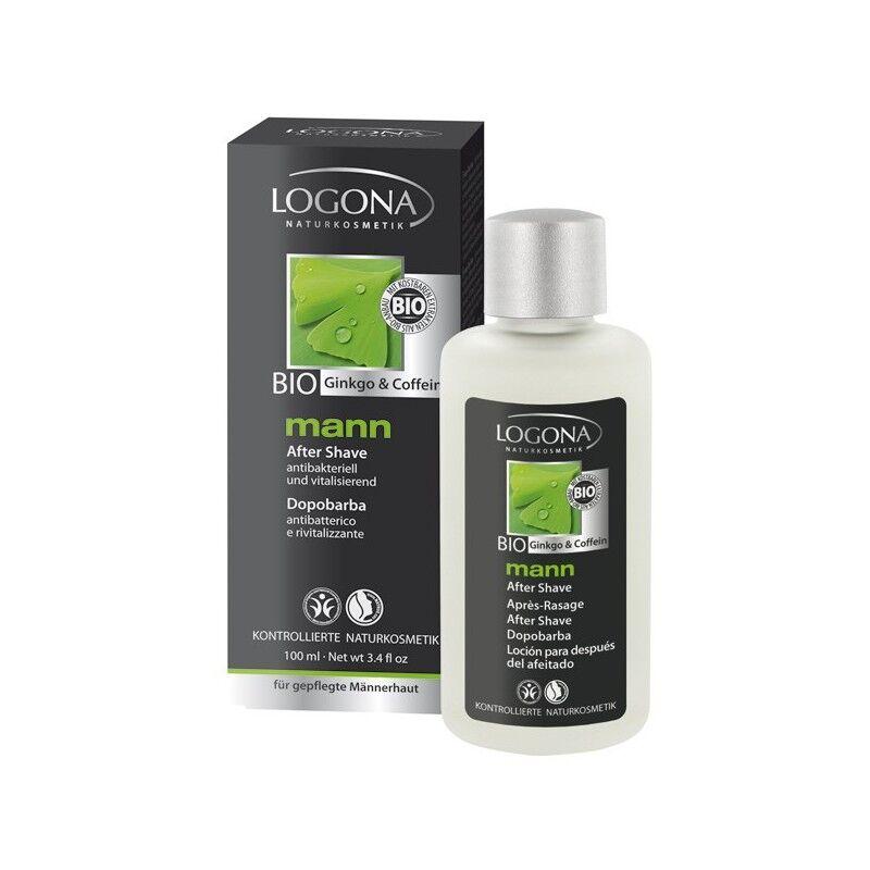 Logona Lotion après-rasage - 100 ml - Logona