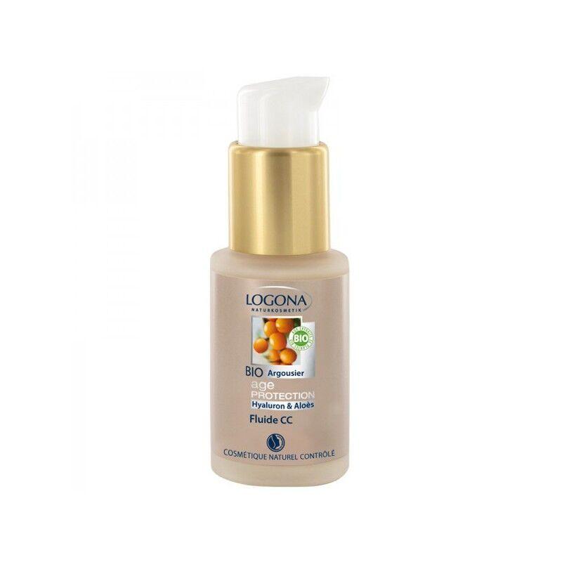 Logona Age Protection CC Fluide 8 en 1 - Logona - 30 ml