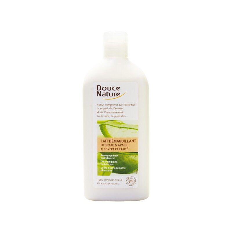 Douce Nature Lait démaquillant hydratant bio - 300 ml - Douce Nature