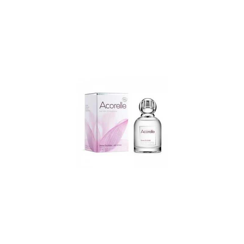 Acorelle Eau de parfum Divine Orchidée BIO - 50 ml - Acorelle