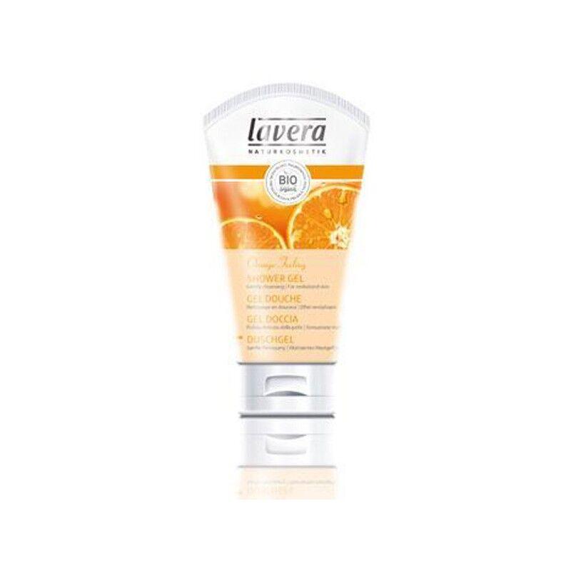 Lavera - Body Spay, gel douche orange feeling - 200 ml