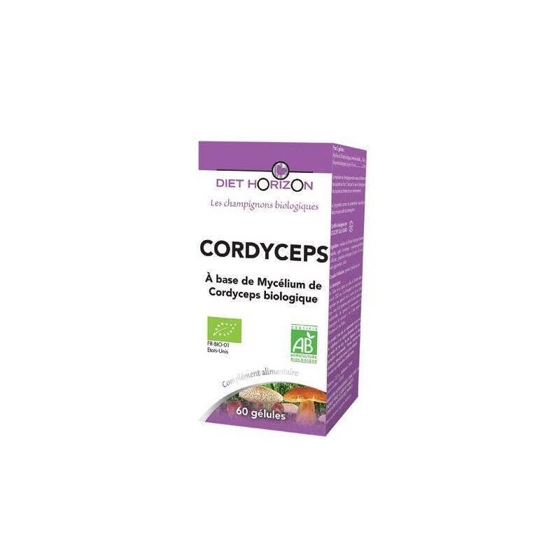 Boutique Nature Cordyceps BIO - 60 gélules Diet Horizon