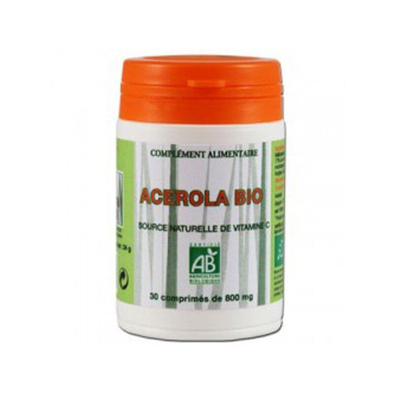 Brasil Acérola Bio, 30 comprimés - Brasil