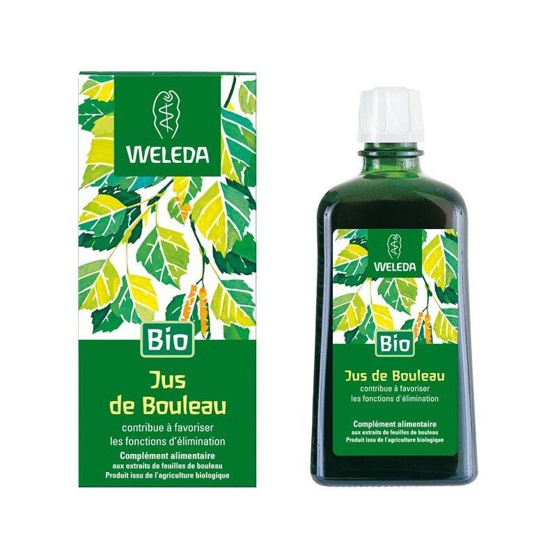 Weleda Jus de bouleau Bio - 200 ml - Weleda