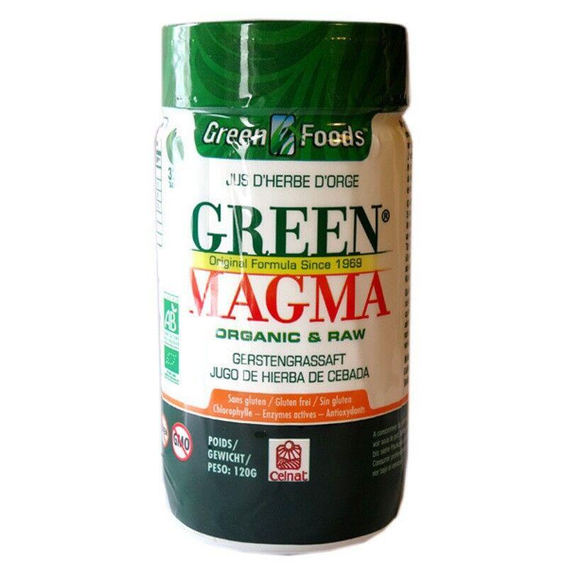 Celnat Green Magma en poudre Bio - 80 et 150 g - Celnat