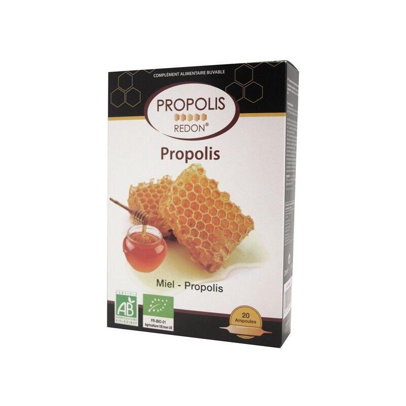 Laboratoire Redon Propolis bio - 20 ampoules - Redon